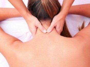 Massage du dos et de la nuque aux huiles de 40 mn