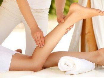 Massage des jambes lourdes de 40 mn, massage indien