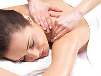Massage du dos et de la nuque aux huiles de 30 mn