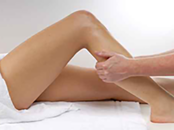 Cure massages des jambes lourdes de 40 mn, massage indien